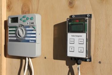 Solar Integrator Controller