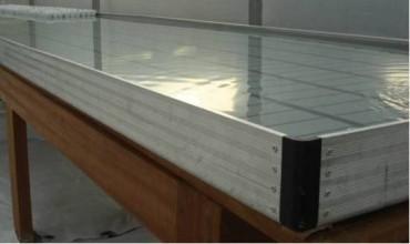 aluminium support frame 2