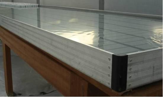 Aluminium Edge Bracing Pure Hydroponics